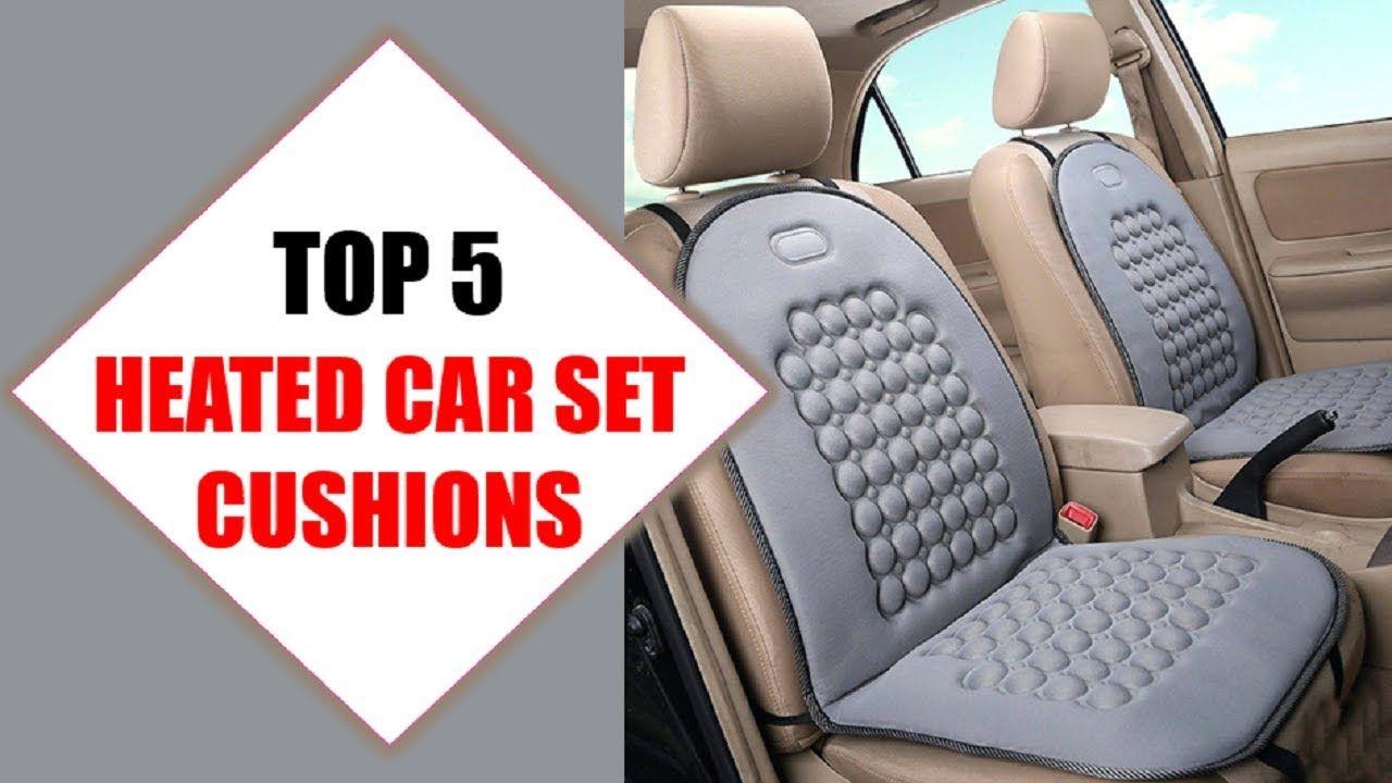 Top 5 Best Heated Car Seat Cushions 2018
