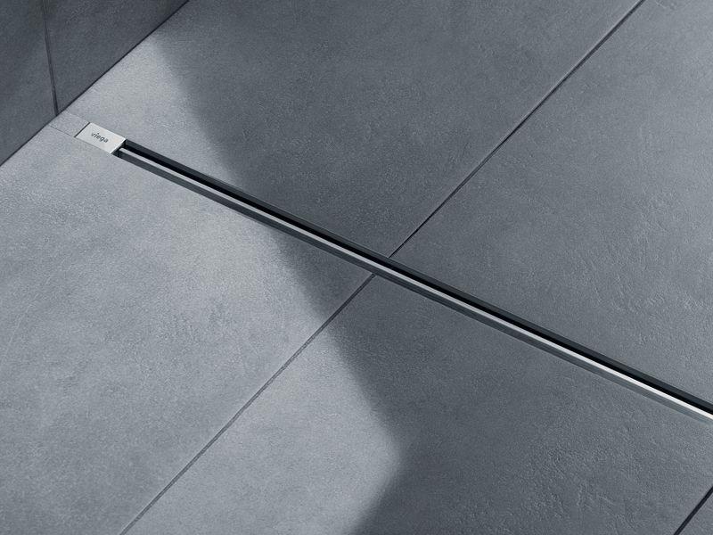 Scarico per doccia filo pavimento advantix vario by viega italia