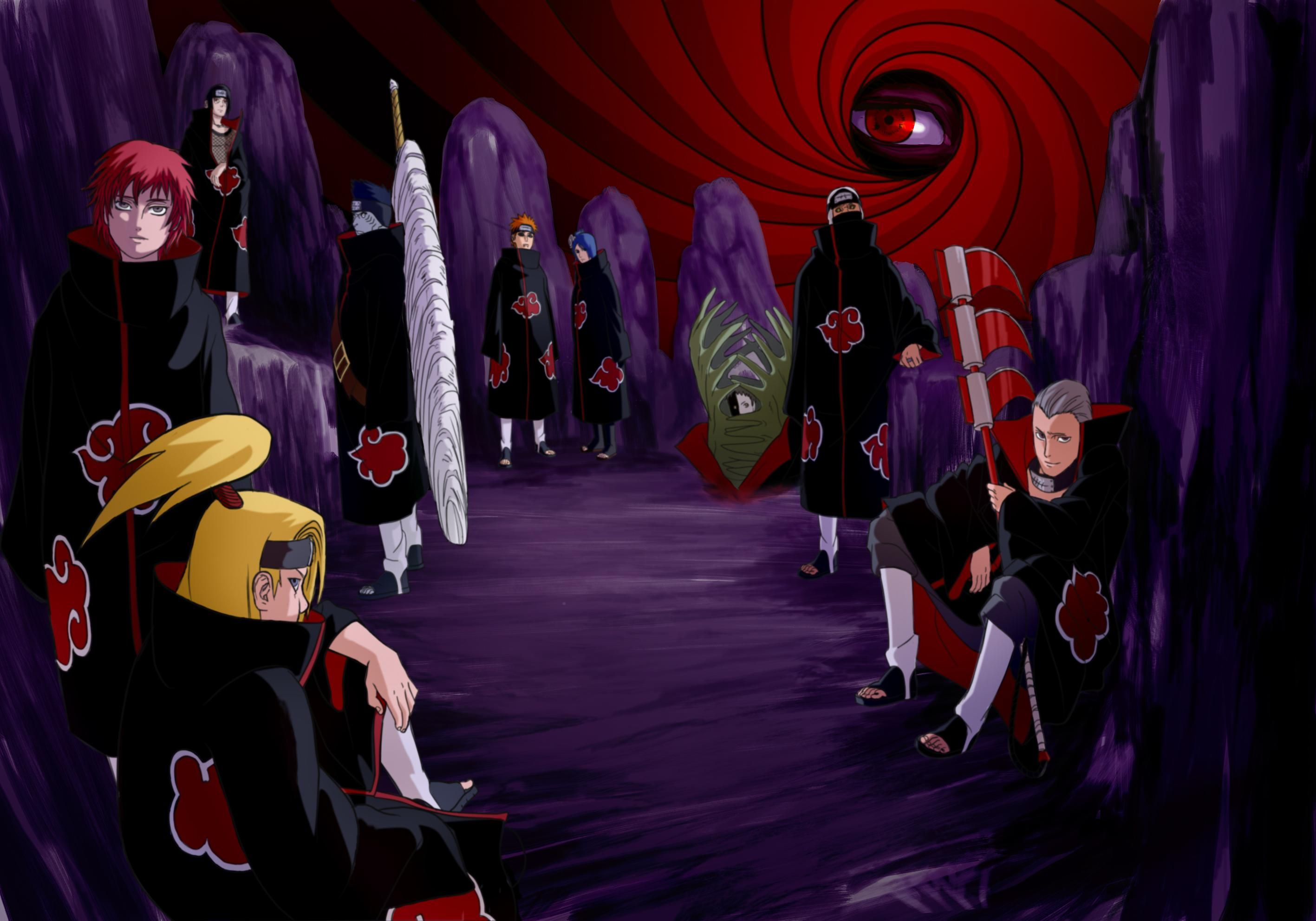 Free Download Akatsuki Backgrounds – Wallpapercraft