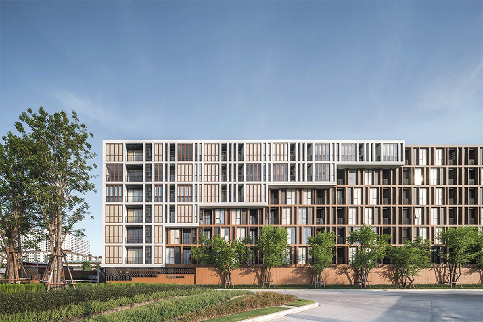 0c17b3d6704 Hasu Haus The design of Hasu Haus was aimed at reinterpreting the old way  of living