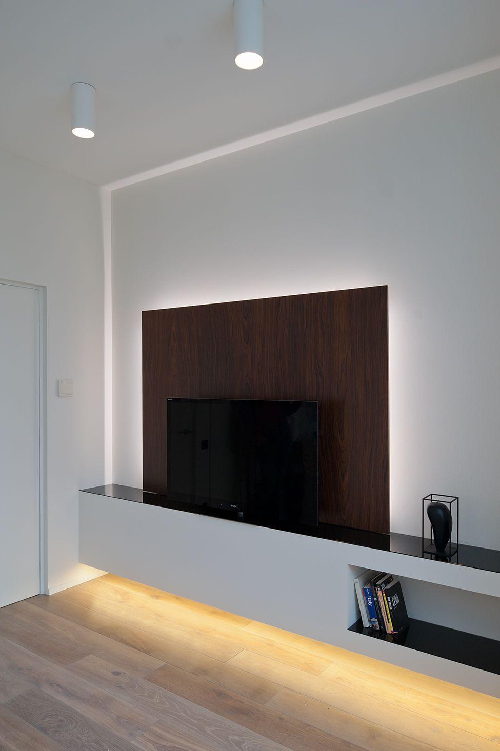 Lighting System Underneath
