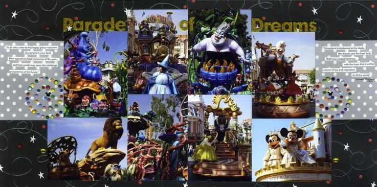 Parade Of Dreams