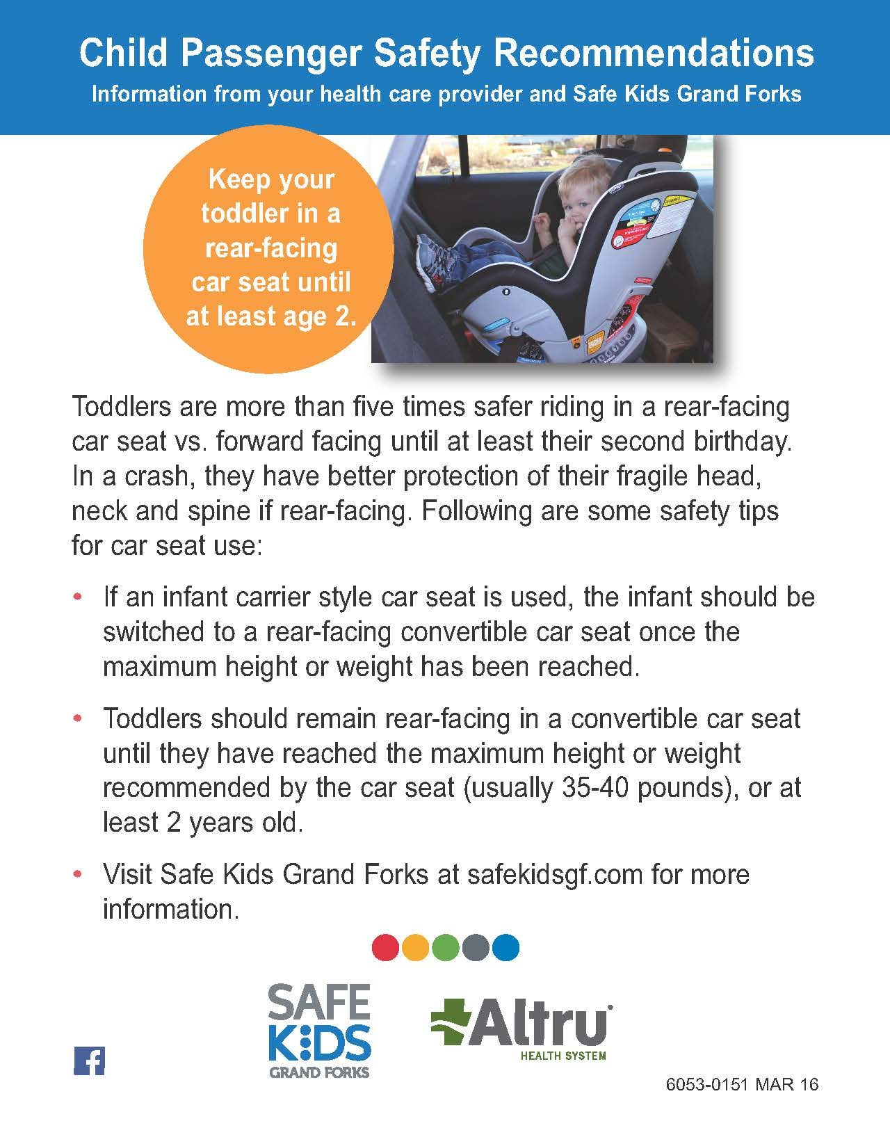 Awe Inspiring Keep Your Child Rear Facing In Their Car Seat Until At Least Gmtry Best Dining Table And Chair Ideas Images Gmtryco