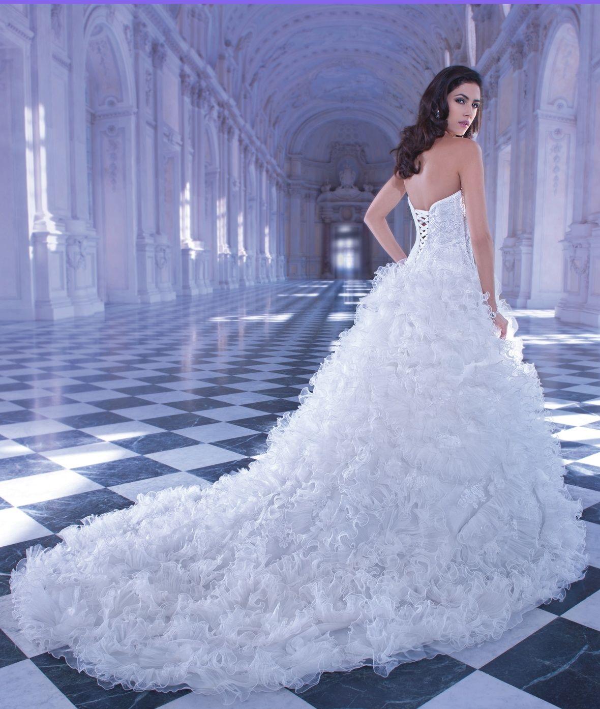 Demetrios Wedding Dress Wedding Bee