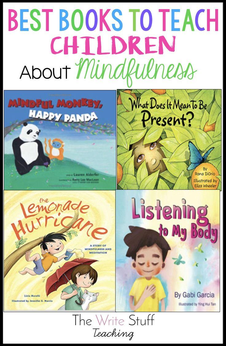 Is Mindfulness Meditation Good For Kids >> Best Children S Books To Teach Mindfulness Classroom Set Up