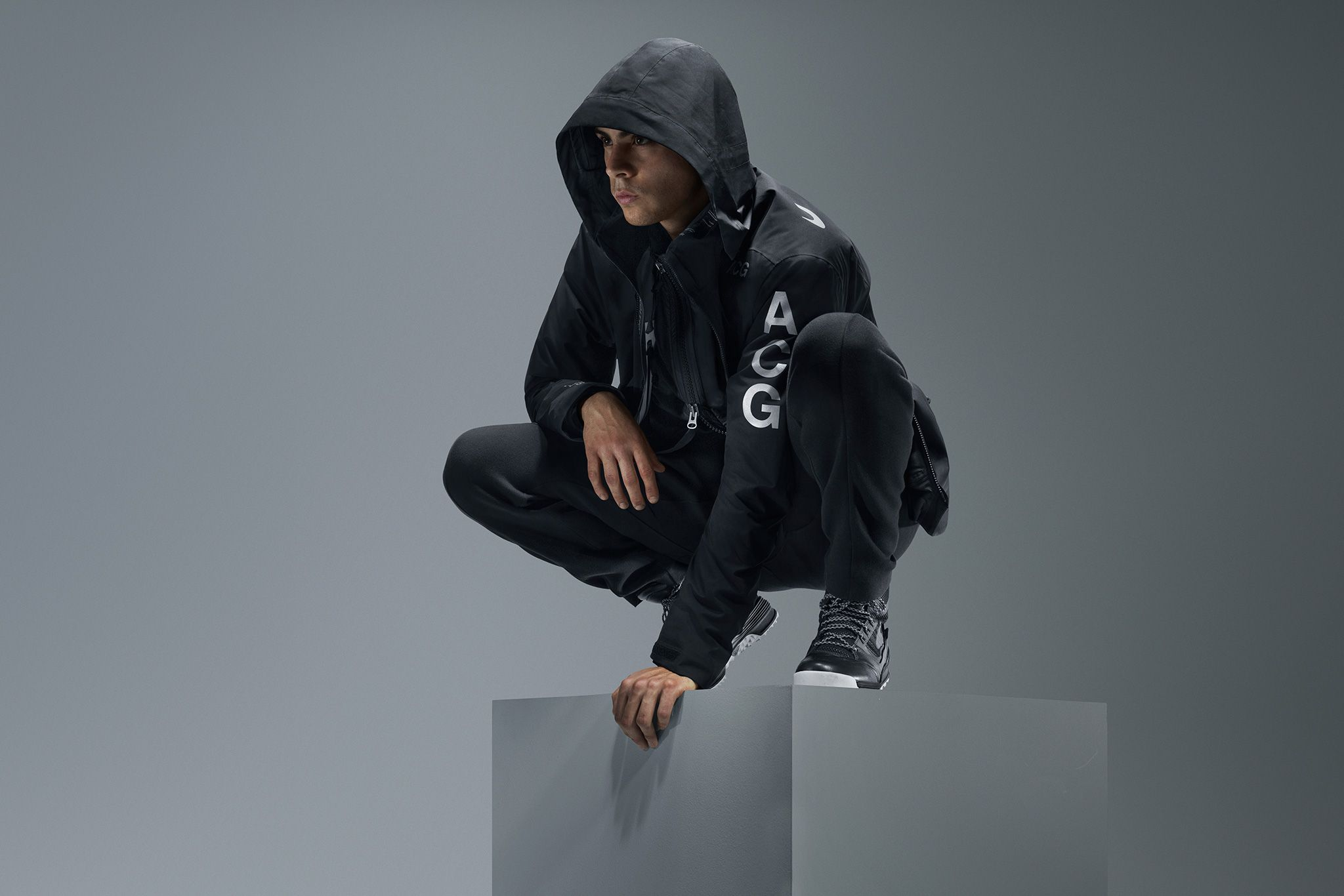 NikeLab Presents a New Direction for ACG Bringing Outdoor Gear to