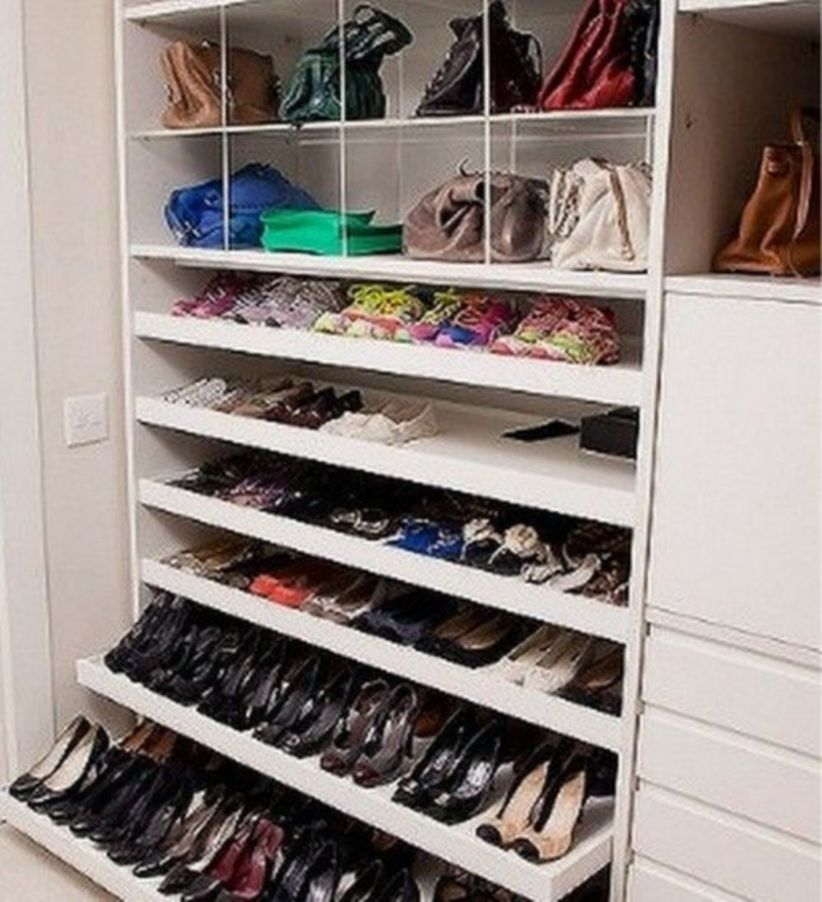 45 The Best Shoes Rack Design Ideas That Are Trending Today Closet Designs Closet Remodel Closet Inspiration