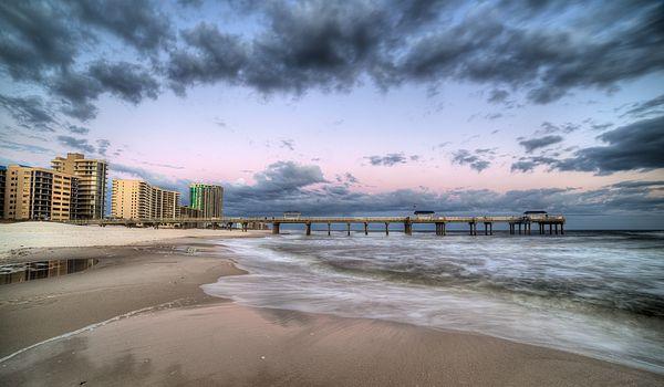 Gulf Ss Alabama Al Beach Beaches Orange South