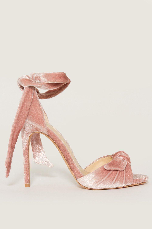 Jessica velvet sandals Alexandre Birman ZJTbr6HJk1