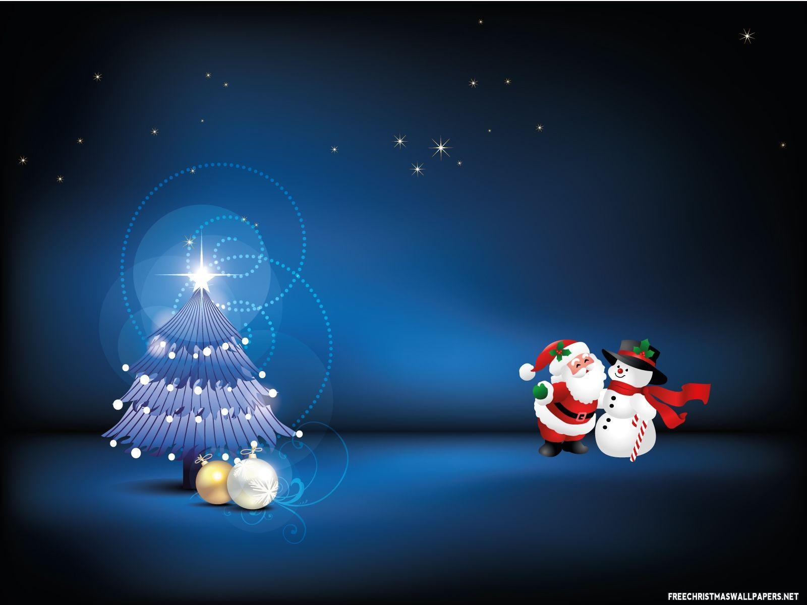 Blue Christmas Tree Animated Christmas Wallpaper Christmas Wallpaper Christmas Desktop Wallpaper Animated beautiful christmas wallpaper