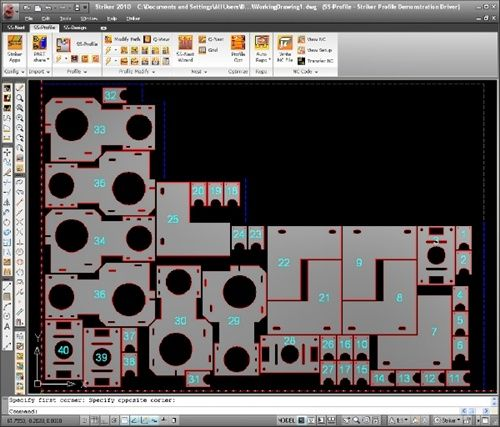 Sheetmetal CAD/CAM