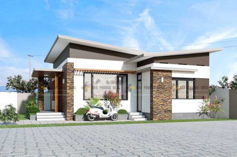 3 Bedroom Small Modern House - Pinoy House Designs - Pinoy ...