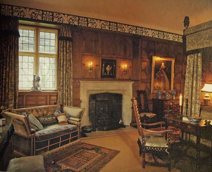 Elizabethan Country House Interiors Google Search