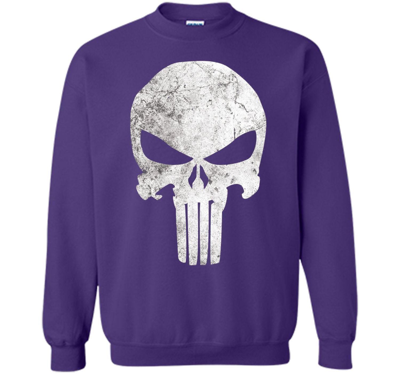f9ce5f6d0b07d6 Marvel Punisher Retro Skull Symbol Graphic T-Shirt | Products