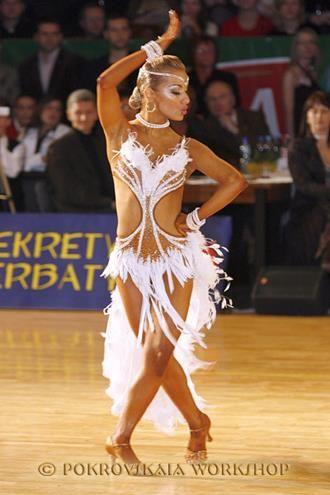 Идеальный наряд: бальные танцы