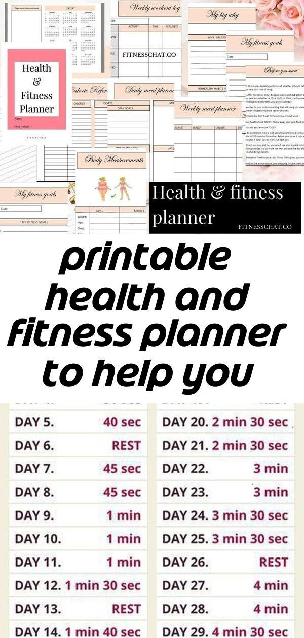 #organizational #morefitness #printables #printable #challenge #more2019 #includes #organize #happen...