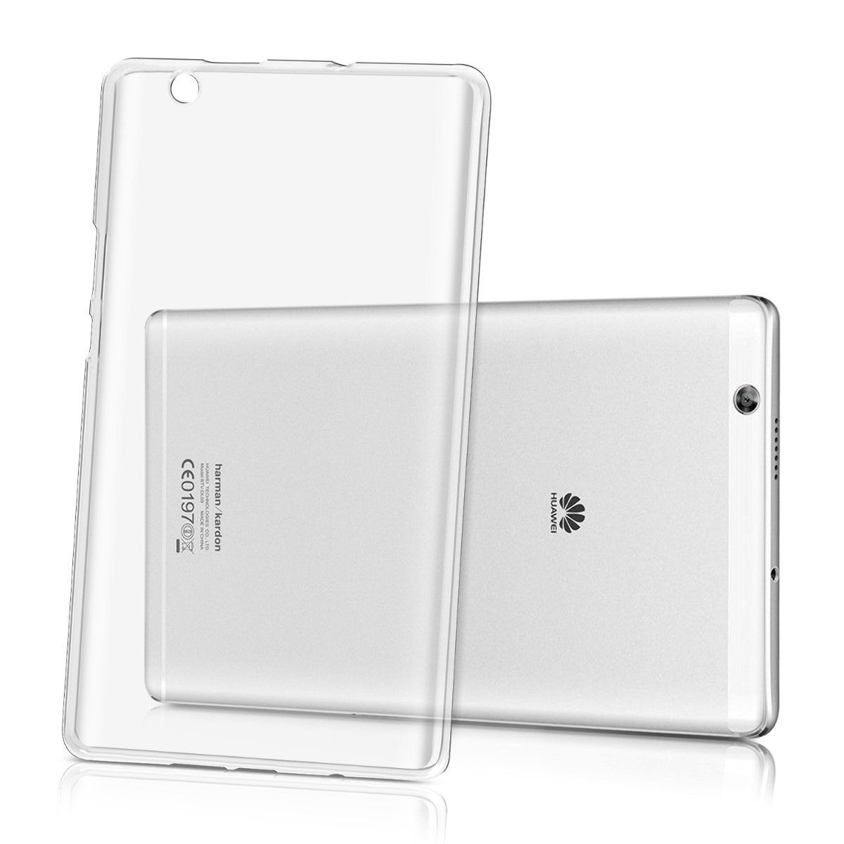 reputable site e9303 113bc Case Cover for Huawei MediaPad M3 8.4 BTV-W09 BTV-DL09 TPU Silicone ...