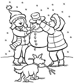 Printable Winter Coloring Pages Snowman Coloring Pages Coloring Pages Winter Coloring Pages