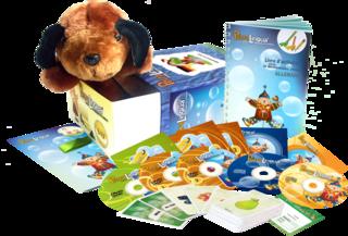 Kit audiovisuel pour apprendre l'allemand aux enfants. Ressources pédagogiques pour apprendre l'allemand. www.linguatoys.com #allemand #enfants #apprendrelallemand