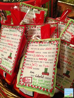 Holiday Gifts For Students Holidays Teacher Christmas