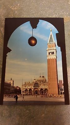 #Postcard st #mark's #square venice unposted,  View more on the LINK: http://www.zeppy.io/product/gb/2/201738292082/