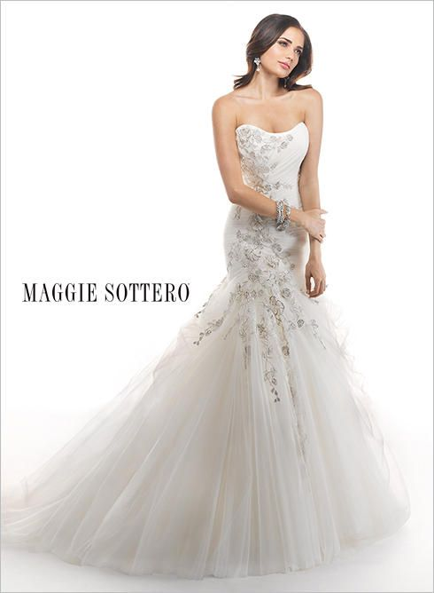 Maggie Bridal By Sottero Joleen 4MC862LU Haute Couture Beckers Fowler