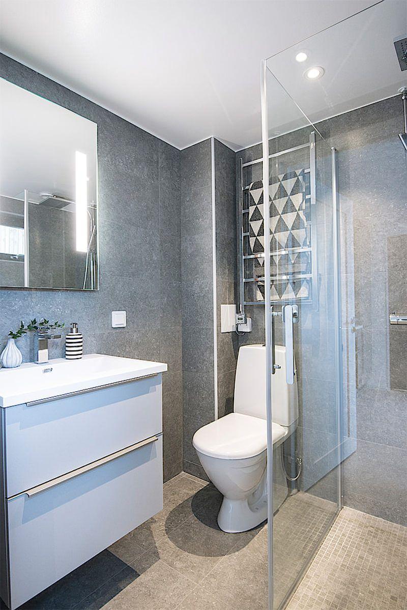 Banheiro Cinza E Branco Decora O Pinterest