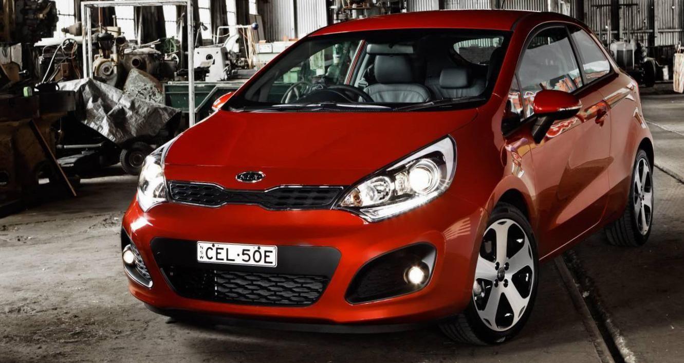 kia rio hatchback specifications    autotras com