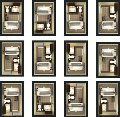 Super very small bathroom ideas layout Ideas in 2020 ...