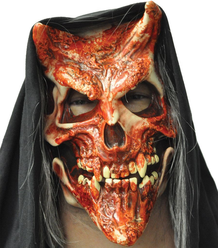 costume mask: whispers horror mask | Hide Yourself | Pinterest ...