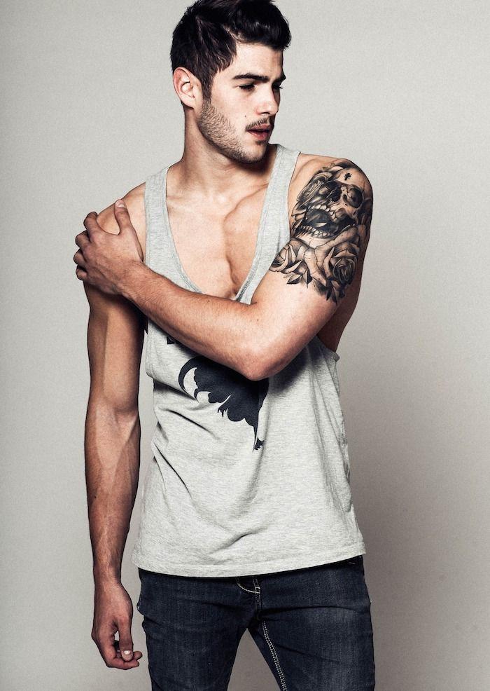 ▷ 1001 + modèles de tatouage homme uniques et inspirants   a