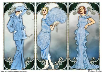 Panels   designed by Rebecca Brindley