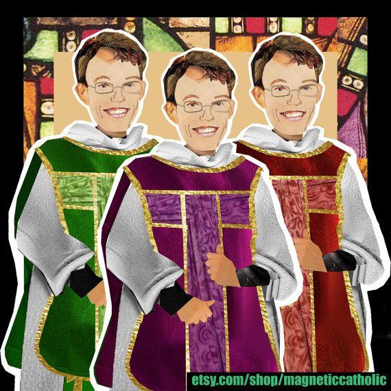 LATIN Mass Roman Catholic Priest What do they Wear ...