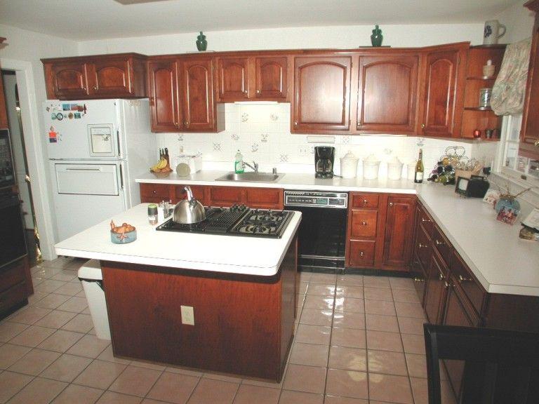 Kitchen Floor Plans With Island