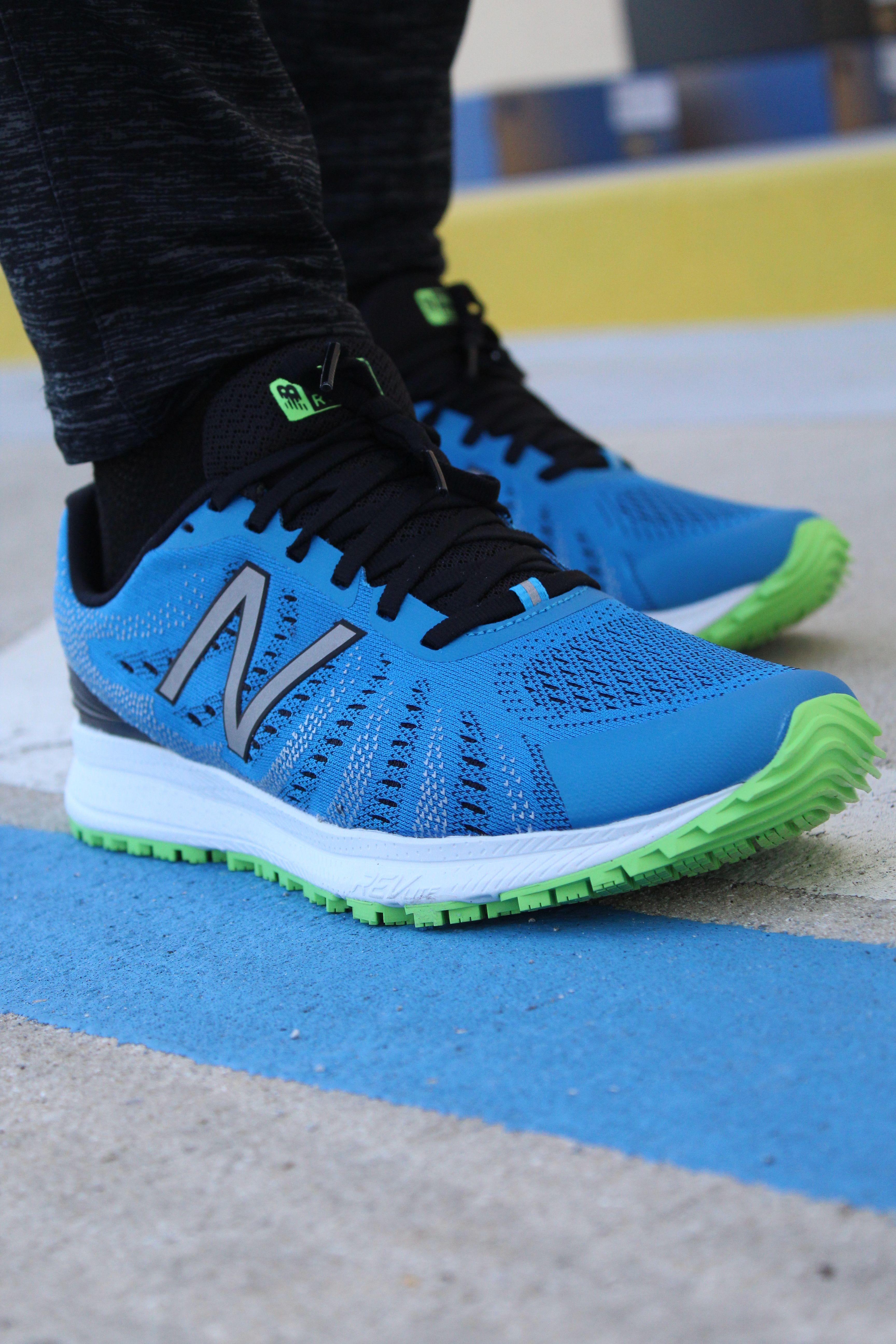 c507fc2b7b9 New Balance Rush v3 - Bolt / Black - Men's | Shoes For Crews Men's ...