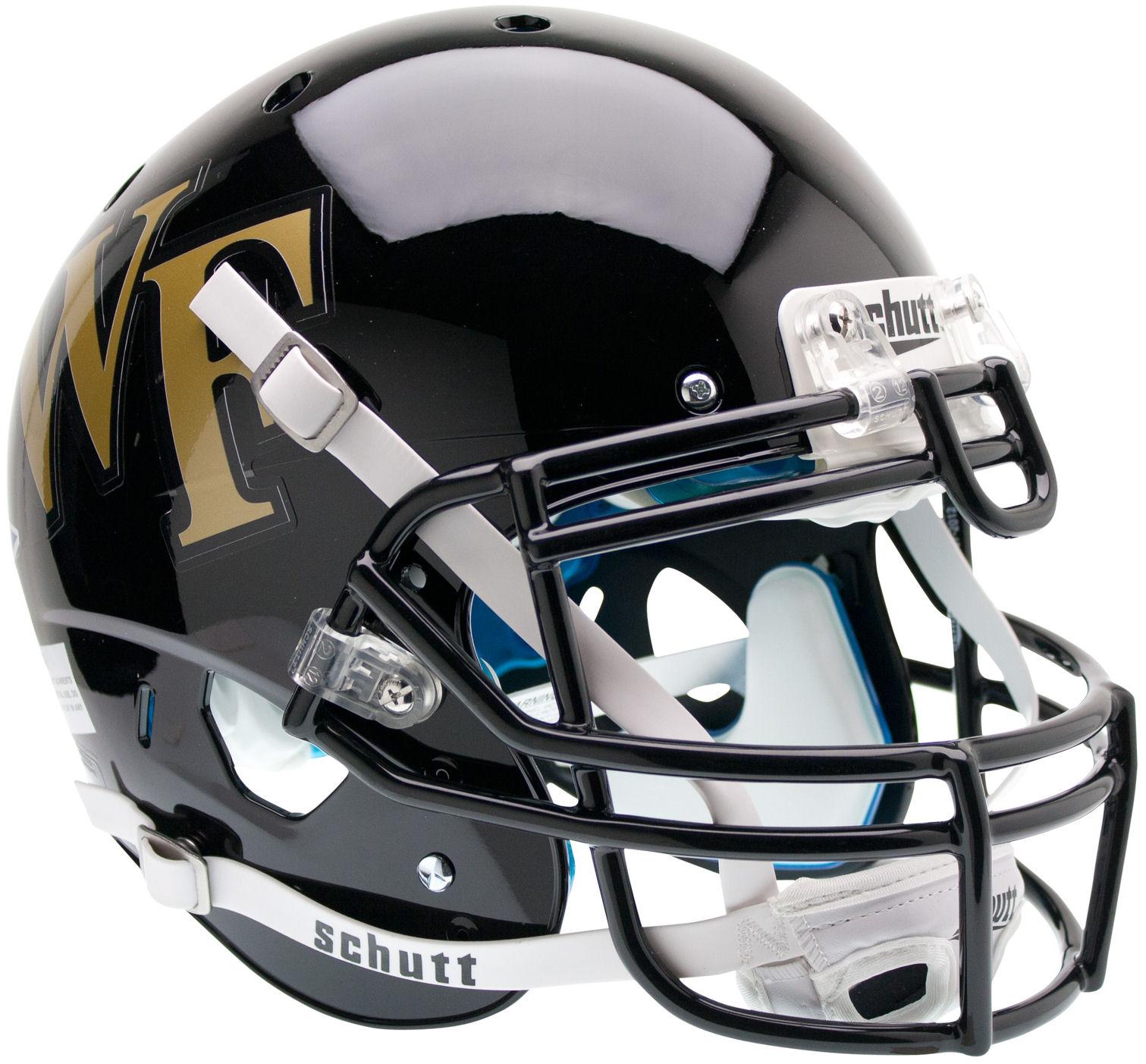 Wake Forest Demon Deacons Authentic Schutt Xp Full Size Helmet With Images Football Helmets Philadelphia Eagles Helmet Football