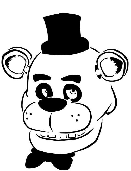 Five Nights At Freddy S Silhouette Google Search