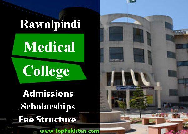 Rawalpindi Medical College Admissions And Scholarships Medical College Scholarships College Admission