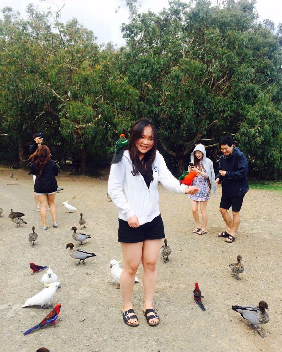 새엄마  #greatoceanroad 가는길#melbourne by ji_hye_lizzy