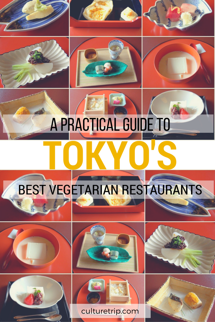 Best restaurants that offer vegan options