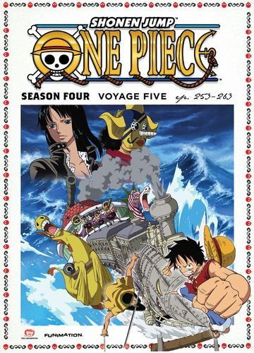 One Piece: Season 4 - Voyage Five [2 Discs] [DVD] | Products | One