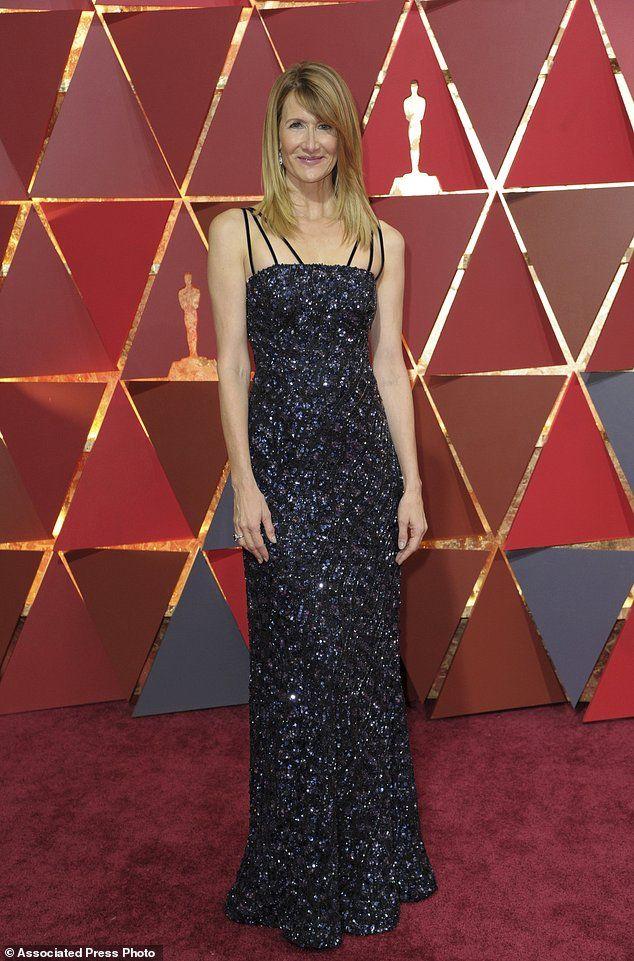 Oscar 2017 - Laura Dern in Rodarte