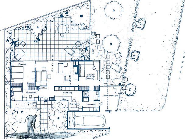 Case Study House #11 - J. R. Davidson | CASE STUDY HOUSE PROGRAM ...