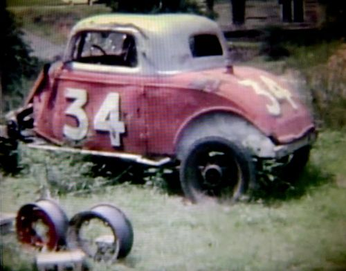 coupes track vintage dirt racing