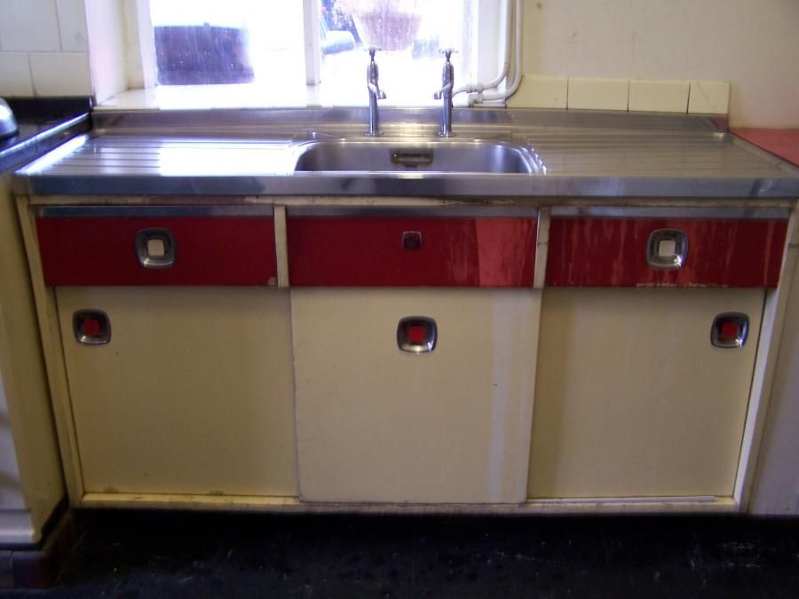 image detail for for sale elizabeth ann 1950 s retro kitchen sink unit. Interior Design Ideas. Home Design Ideas