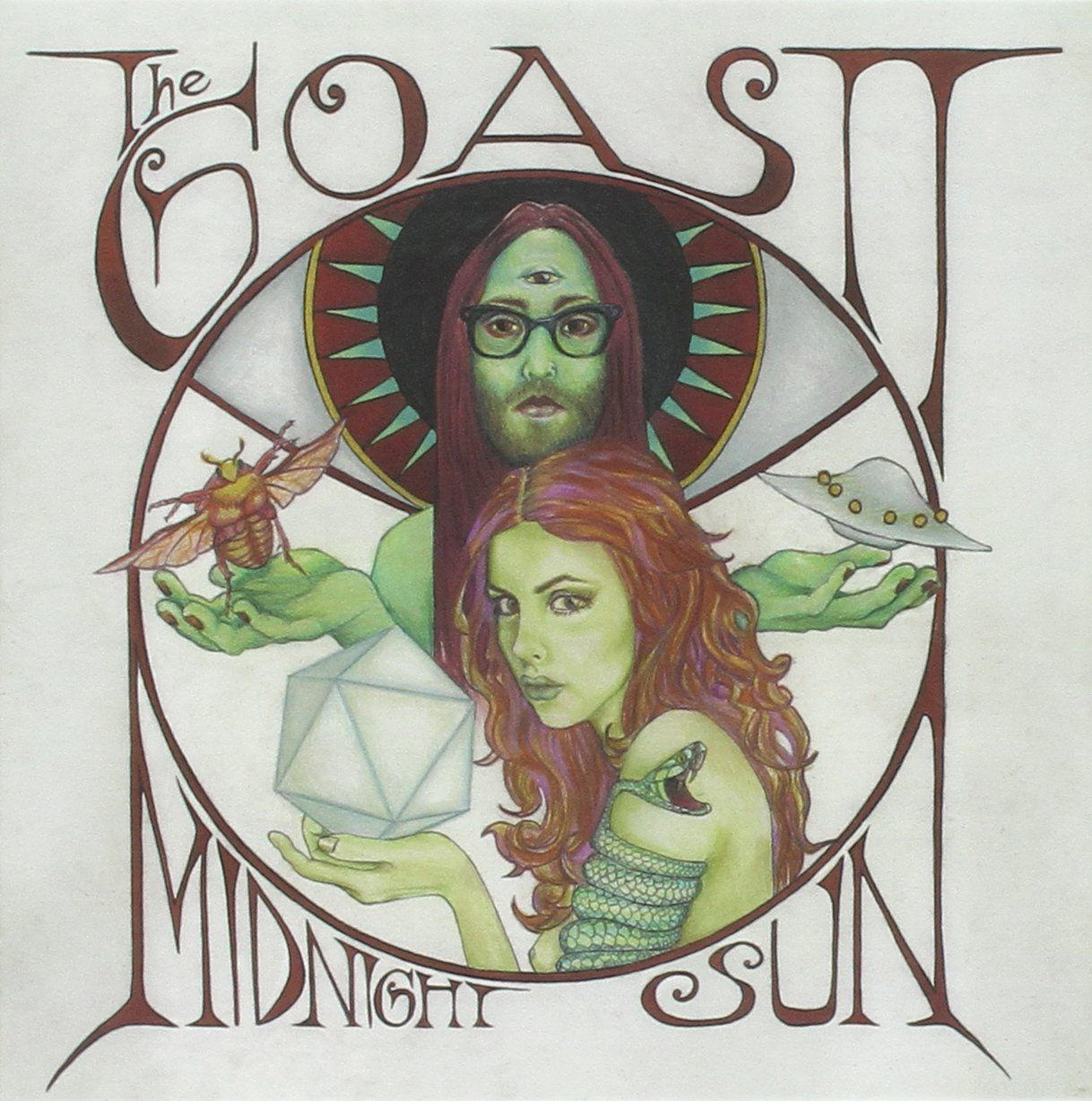 Midnight Sun by The Ghost of a Saber Tooth Tiger