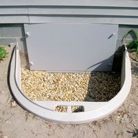 Crawl Space Doors Crawl Space Repair Solution By Jes Crawl Space Door Crawlspace Crawl Space Repair