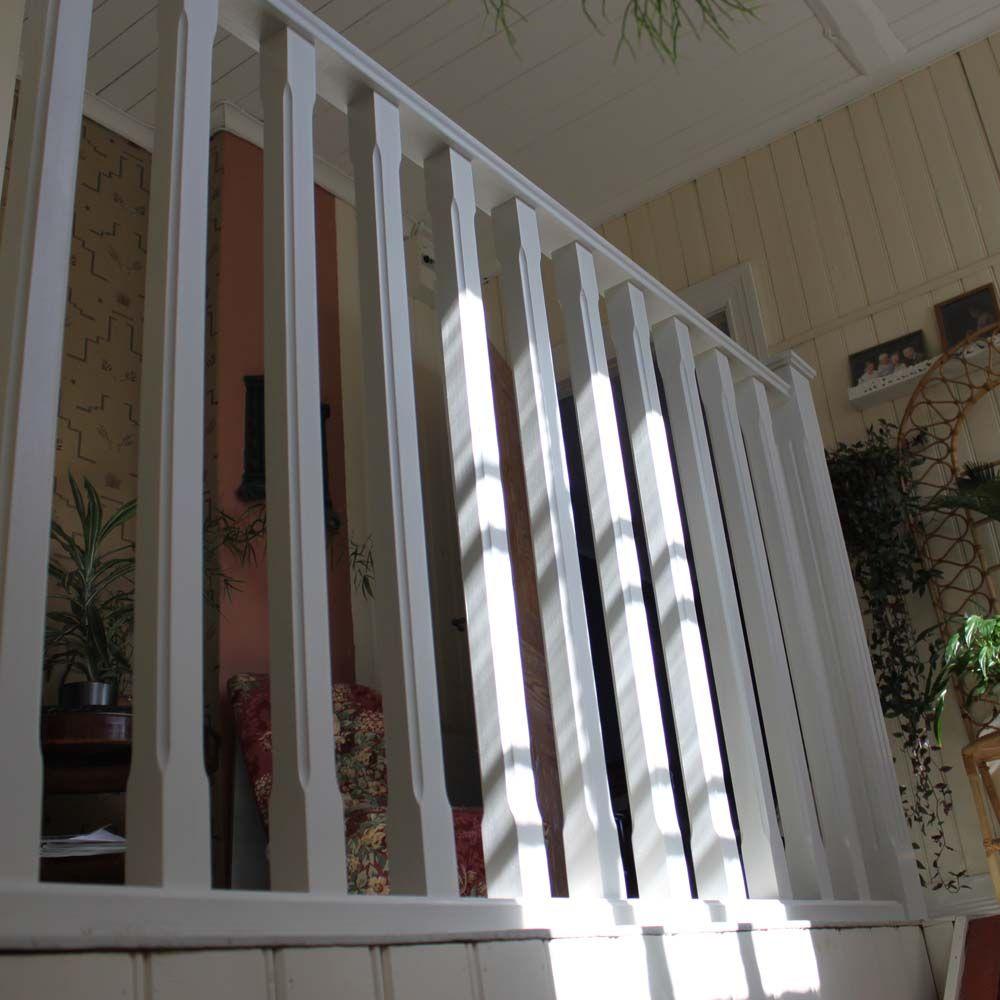 Best Ryholmsvitt Linoljefärg Stairs Decor Home Decor 400 x 300