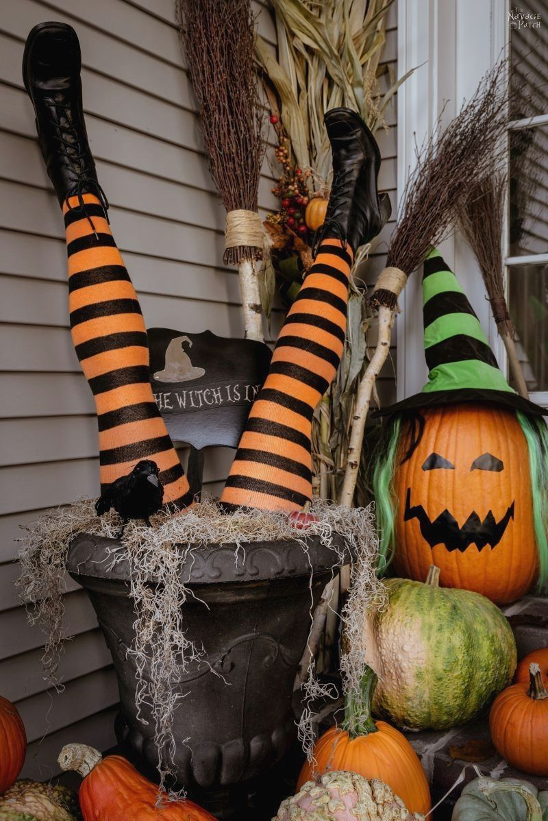 Pin by marina on DIY in 2020 Easy halloween decorations