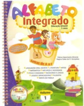 Colecao Alfabeto Integrado Educacao Infantil 5 Anos Educacao